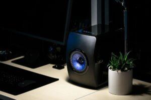 Altavoces KEF, la mejor opción para el sonido de tu oficina