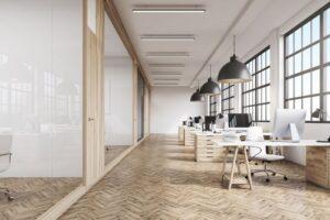 Cómo contabilizar la reforma de una oficina