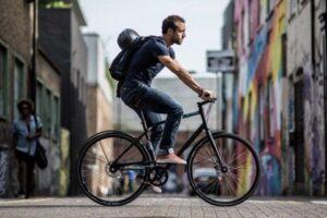 8 beneficios de ir a trabajar en bicicleta