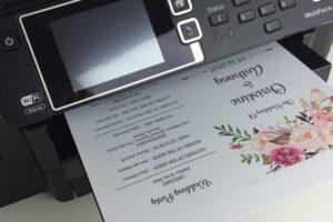 Consejos y tips para imprimir en cartulina